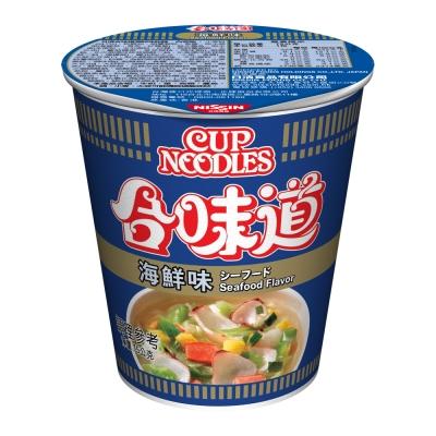 日清 合味道海鮮味杯麵(75g)