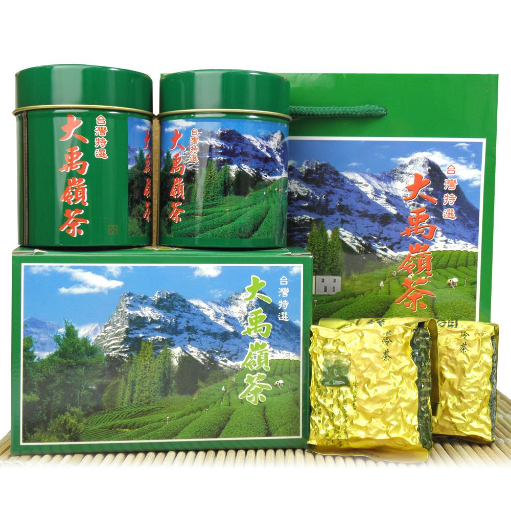 醒茶莊 嚴選大禹嶺高冷茶禮盒150g(2組)
