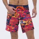 澳洲Sunseeker泳裝時尚男士快乾衝浪泳褲-扶桑紅