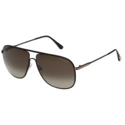 TOM FORD 帥氣雷朋款 太陽眼鏡-黑色-TOM451
