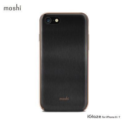Moshi iGlaze for iPhone 8/7 超薄時尚殼(新色)