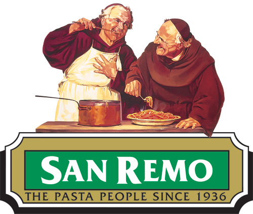 San Remo聖雷蒙 無麥麩義大利尖管麵(350g)