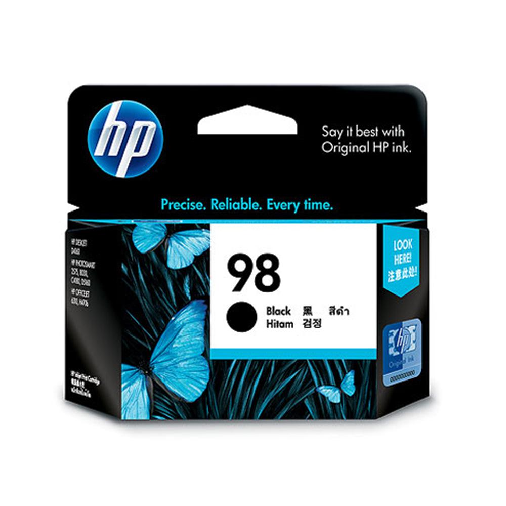 HP C9364WA NO.98 黑色墨水匣