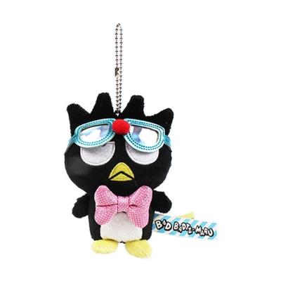 Sanrio 酷企鵝變裝派對系列墨鏡變裝玩偶吊鍊(酷企鵝)