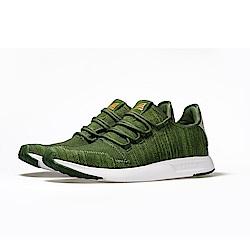 【ZEPRO】男子ALL-ROUND系列全飛織運動休閒鞋-墨綠