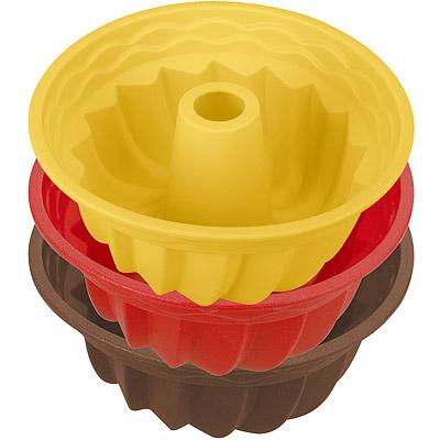 TESCOMA 矽膠邦特蛋糕模(24cm)