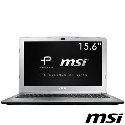 MSI微星 PL62-038 15吋筆電(i5-7300/MX150/128G 1T/4G