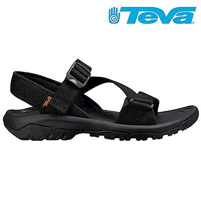 TEVA Hurricane XLT2 Cross Strap 男休閒涼鞋 黑