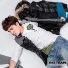 BIG TRAIN-猛虎鬥魂發熱TEE-白