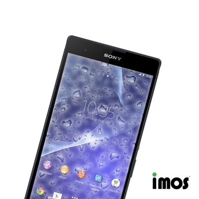 iMos-Sony xperia T2 Ultra-超疏水疏油保護貼(正面)