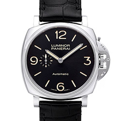 PANERAI沛納海PAM00674 Luminor 3 Days自動款-45mm