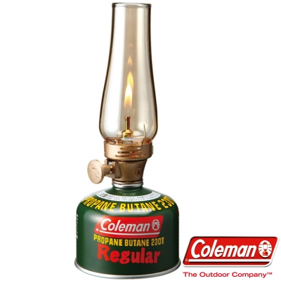 Coleman 5588 盧美爾瓦斯燭燈 可調整火焰/不用燈蕊 露營燈/野營燈(公司貨)