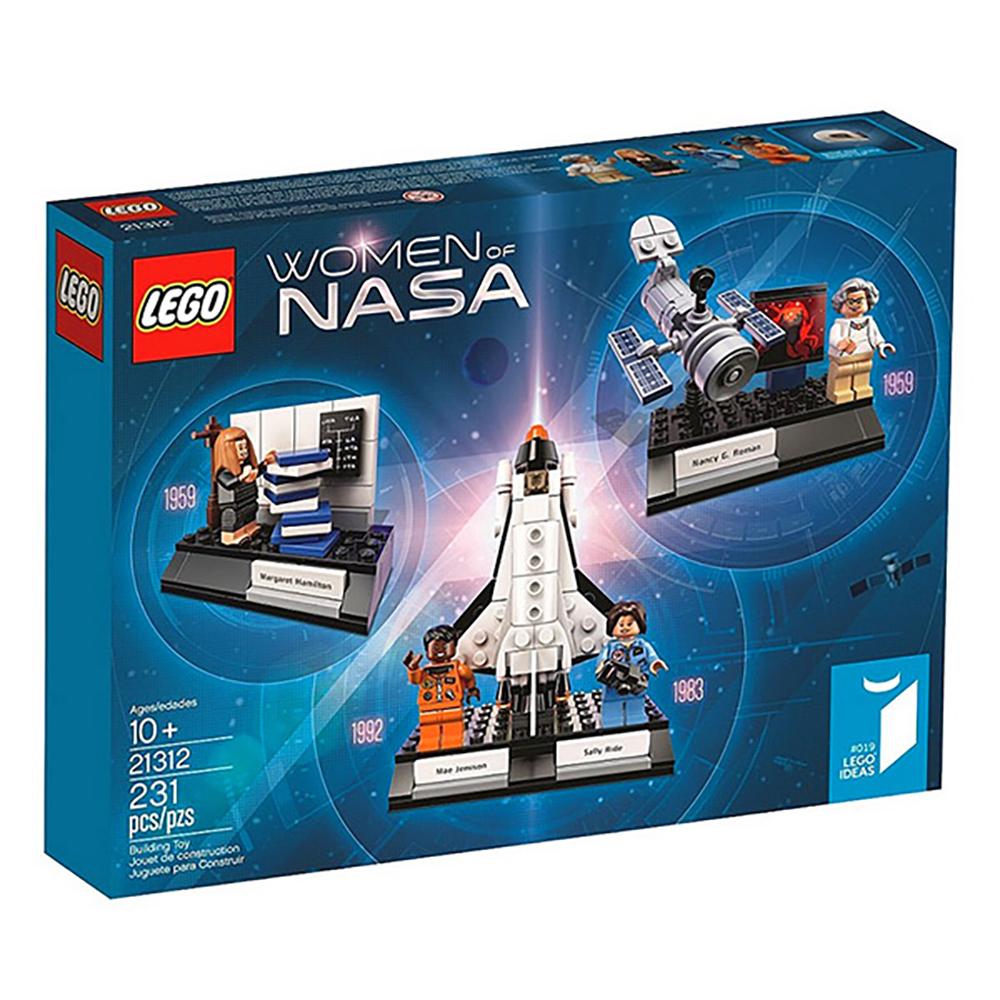 LEGO樂高 IDEAS系列 21312 NASA 的女性們 Wowen of NASA