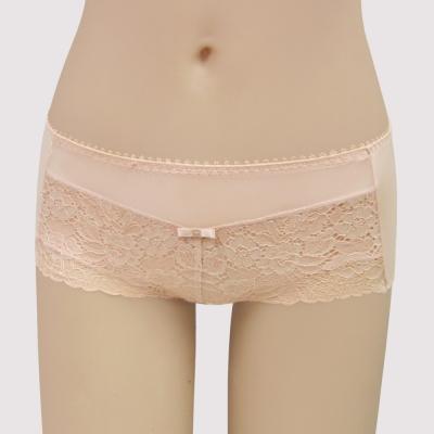 曼黛瑪璉 包覆提托無鋼圈   低腰平口萊克內褲(舒柔膚)