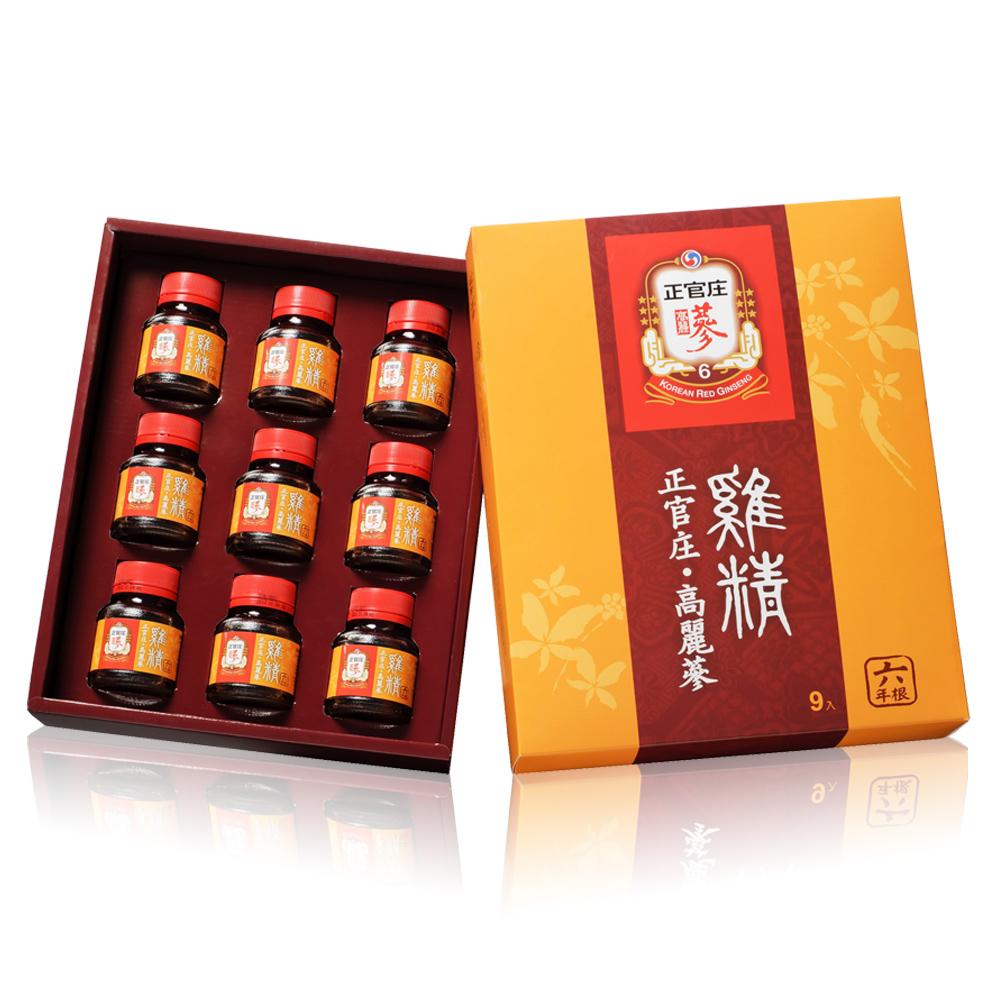 正官庄 高麗蔘雞精9入禮盒