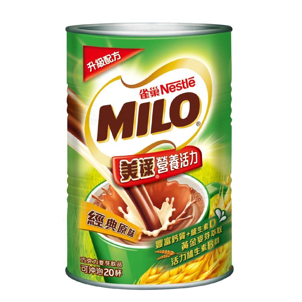 雀巢 美祿經典原味巧克力麥芽(500g)