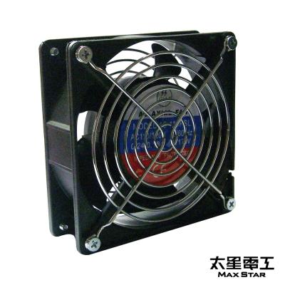 太星電工 風神4吋一孔散熱降溫排風扇 WFEB41
