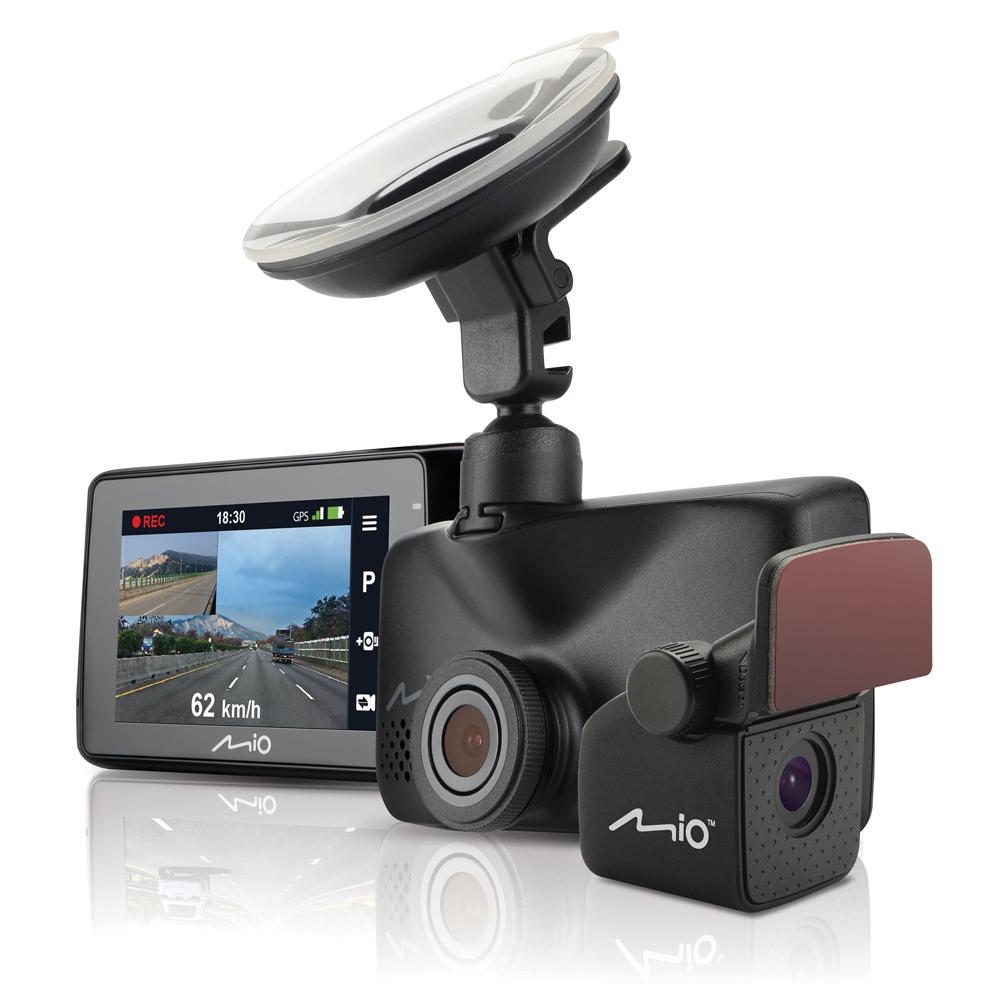 Mio MiVue 688D 大光圈雙鏡頭GPS行車記錄器-急速配