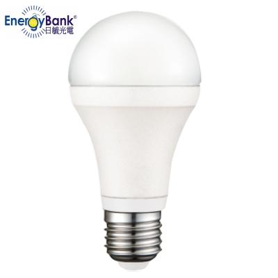 日毓光電 新大國民系列 12W 冷白/暖黃光 LED節能燈泡 8入