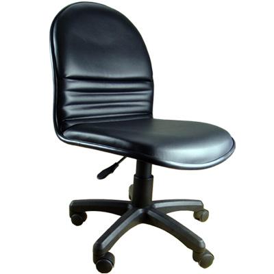 黑皮辦公椅/電腦椅