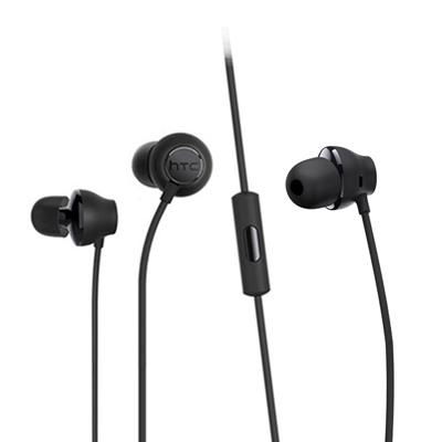 HTC MAX 310 Hi-Res 原廠高音質耳機-經典黑(平輸密封包裝)