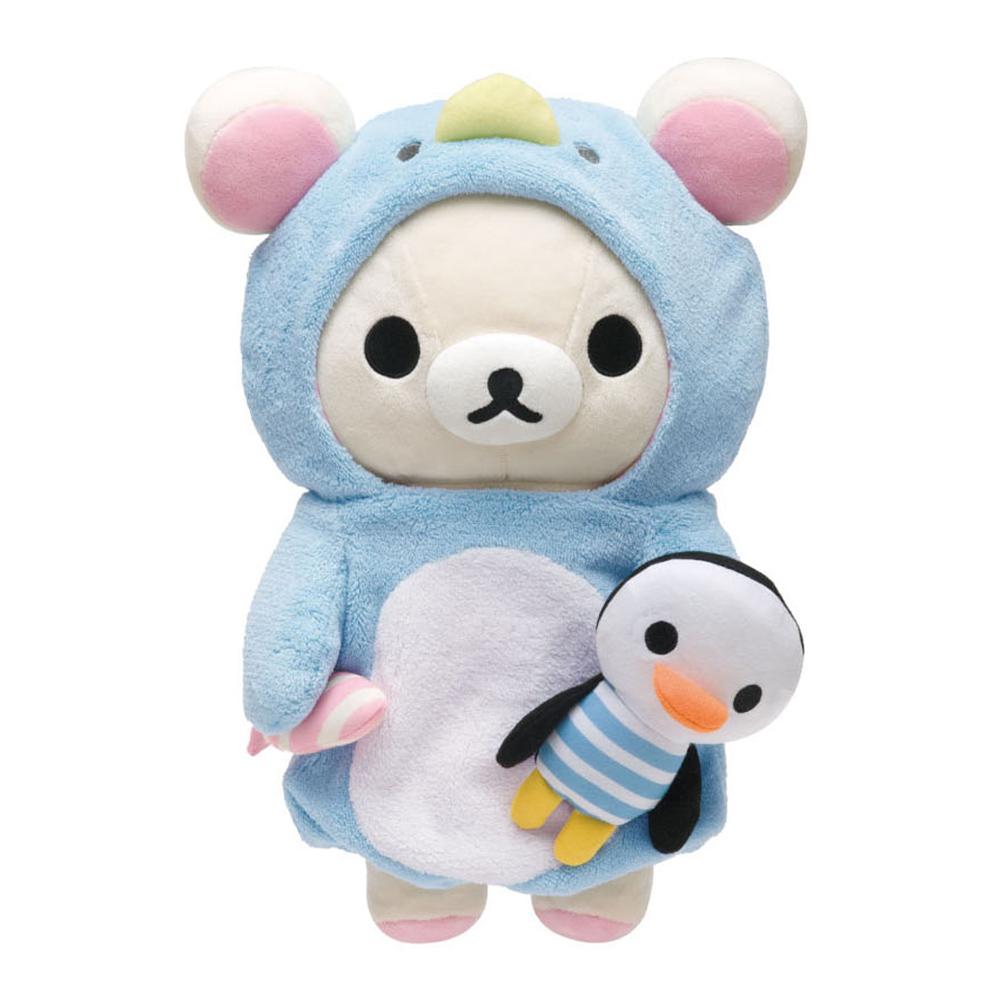 拉拉熊我愛北極熊系列毛絨公仔 (M) - 懶妹