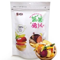 黃粒紅 綜合蔬果脆片(160g)