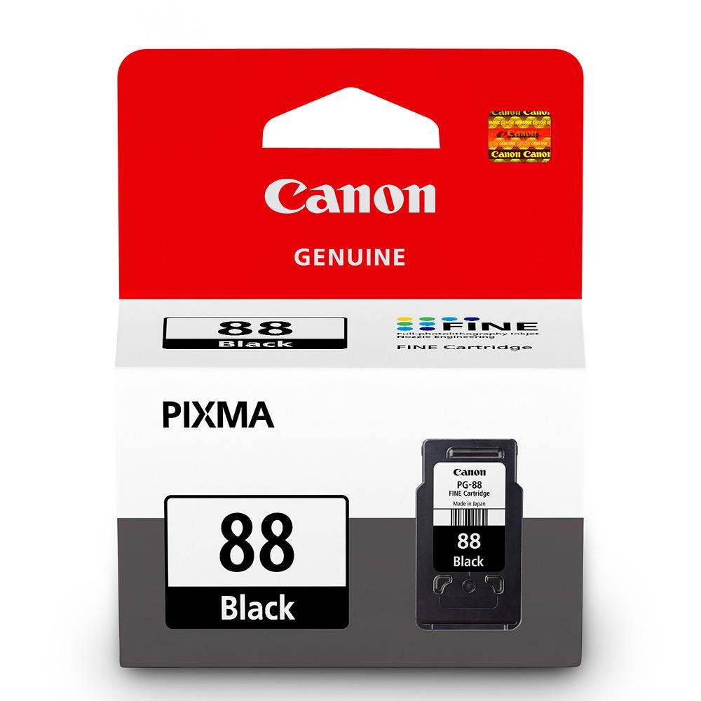 CANON PG-88 原廠高容量黑色墨水匣 (含噴頭)