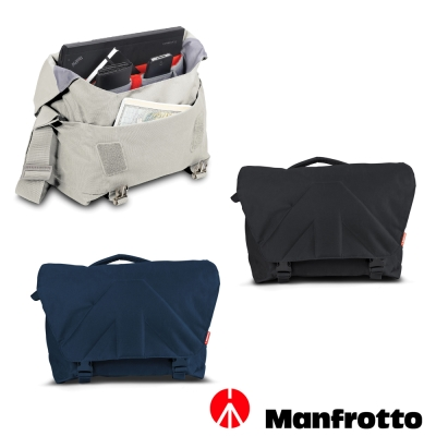 Manfrotto-曼富圖-ALLEGRA-50-輕巧系列郵差包