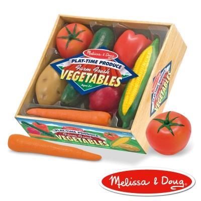 美國瑪莉莎 Melissa & Doug 玩食趣 – 健康蔬菜組