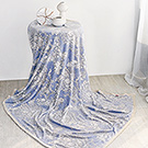 英國Abelia 蘭陵世紀-藍 雪芙絨毯150*200CM