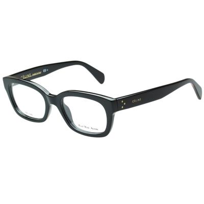 CELINE-時尚光學眼鏡(黑紫2色)