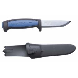 MORAKNIV PRO S 不鏽鋼直刀 藍/黑