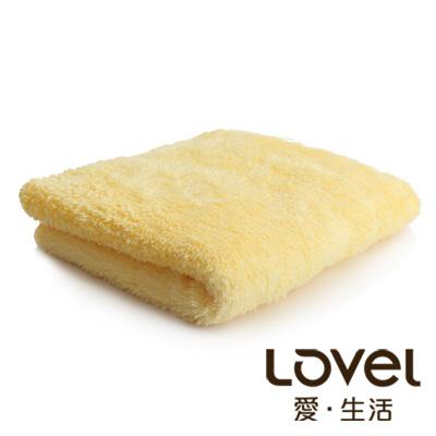 Lovel 超強吸水輕柔微絲多層次開纖紗毛巾(共9色)
