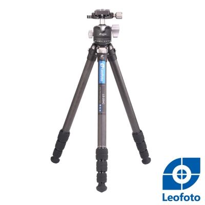 Leofoto徠圖-碳纖維三腳架(含雲台)LS254C+LH30