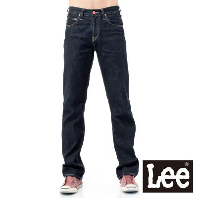 Lee牛仔褲 727 中腰標準直筒-男款(原藍)