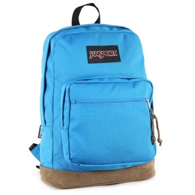 JanSport 校園背包(RIGHT PACK)-土耳其藍