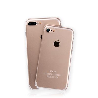 Bravo-u iPhone7 4.7吋超柔韌PC強化水晶保護硬殼