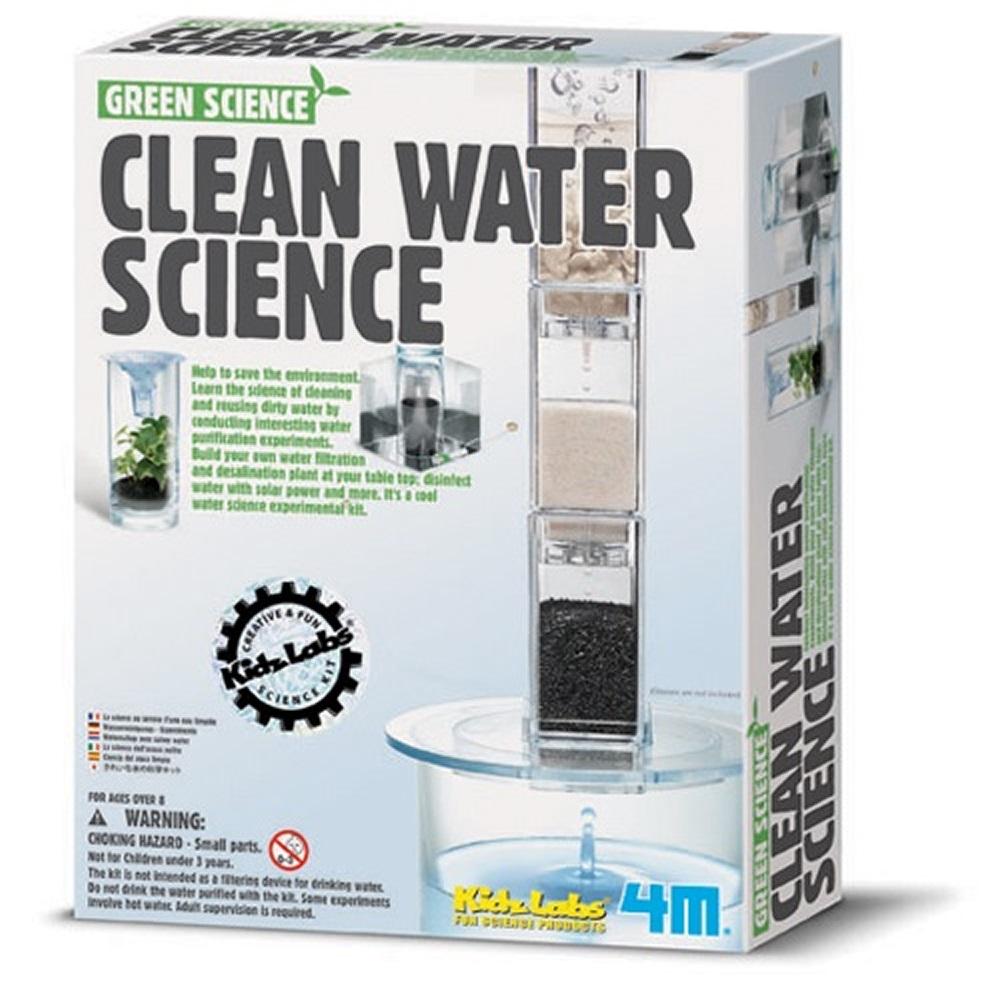 4M科學探索 環保淨水器