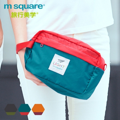 m square 輕量手提收納包