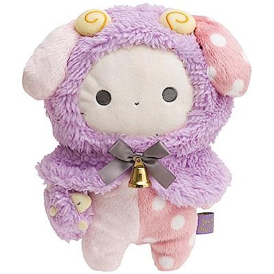 魔幻馬戲團夢境綿羊系列毛絨公仔。團長兔 San-X