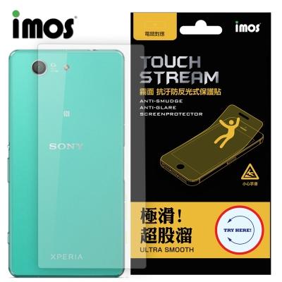 iMOS Sony Xperia Z5 Compact 電競 霧面 背面 保護貼