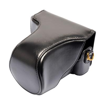 Kamera 兩件式皮質包 for Canon EOS M10