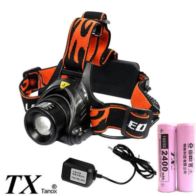 TX特林美國CREE L2 LED直充式變焦頭燈(TK-N87-L2)