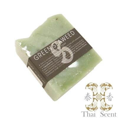 ThaiScent泰香 綠藻草本手工皂 100g