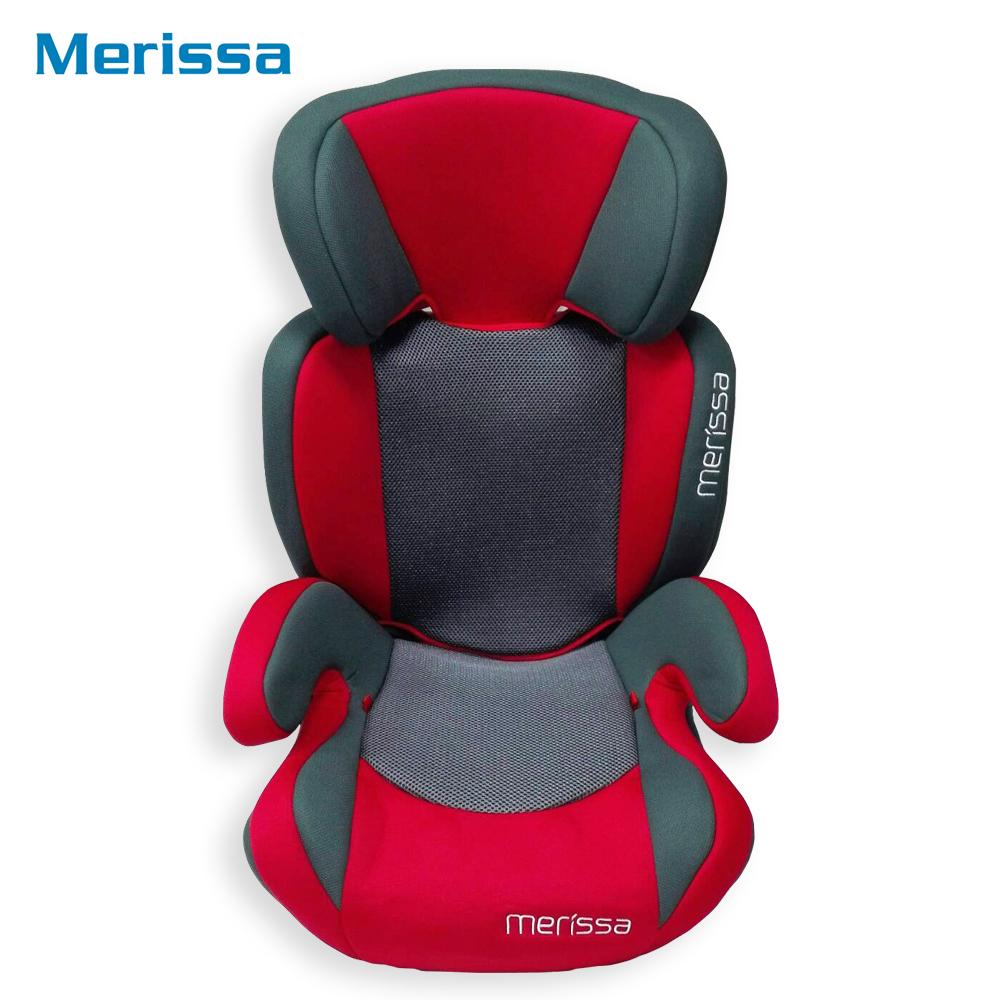 Merissa美瑞莎成長型汽座紅