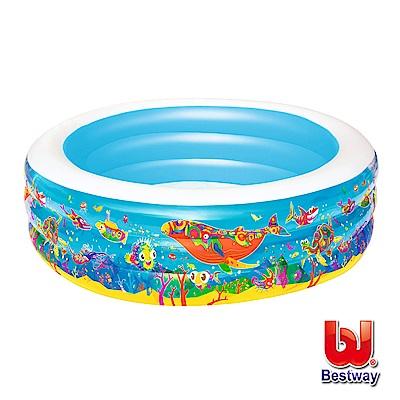 凡太奇 Bestway 兒童海洋生活充氣泳池 51122