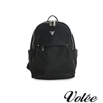 Volee飛行包 - 輕旅行輕便後背包-德國黑