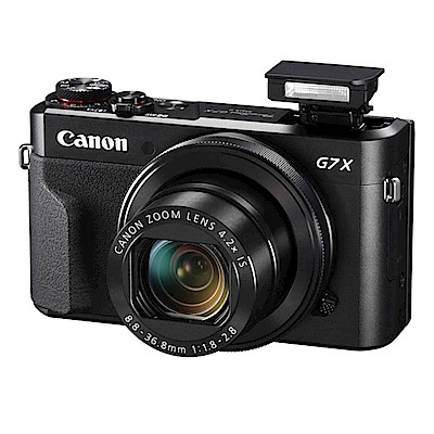 【快】CANON PowerShot G7 X Mark II 專業級類單眼相機*(平輸)