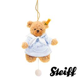 STEIFF泰迪熊 - 音樂鈴Sleep Well Bear Music Box